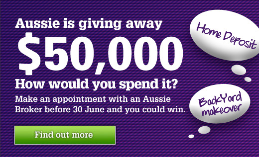 Aussie is giving away...